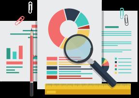 Measure track analyze