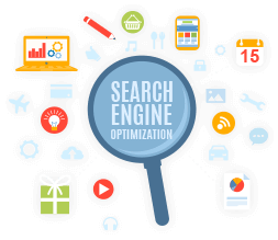 Website Page - High Search Ranking